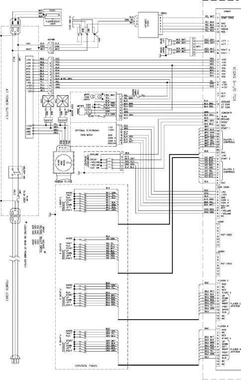 wiring - gauntlet dark legacy