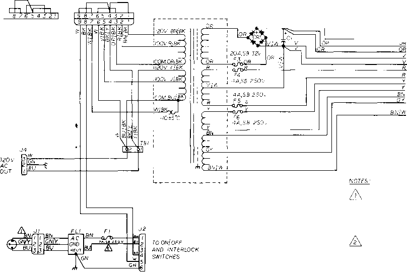 Atari Asteroids Cocktail Clock Diagram